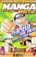 Manga Hits 3 Magazine de prépublication