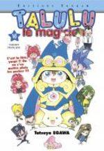 Talulu, Le Magicien 16 Manga
