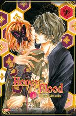 couverture, jaquette Honey Blood 1
