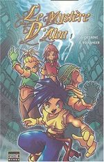 Le Mystère D'Aloa 1 Global manga