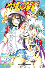 To Love Trouble 16 Manga