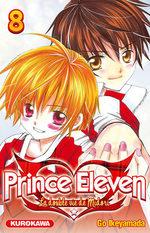 Prince Eleven 8 Manga