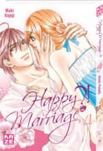 Happy Marriage?! 4 Manga