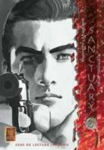 Sanctuary 3 Manga