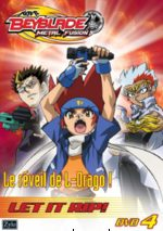 Beyblade Metal Fusion - Saison 1 4 Série TV animée