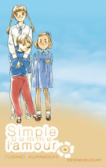 Simple comme l'amour 8 Manga