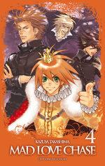 Mad Love Chase 4 Manga