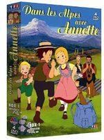 Dans les Alpes avec Annette 1 Série TV animée