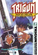 Trigun Maximum 2 Manga