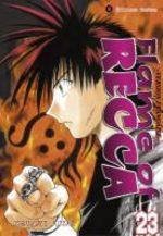 Flame of Recca 23 Manga