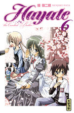 Hayate the Combat Butler # 6