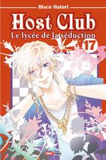 Host Club - Le Lycée de la Séduction 17 Manga