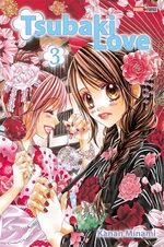 Tsubaki Love 3 Manga