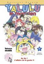 Talulu, Le Magicien 17 Manga