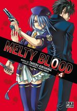 Melty Blood 4