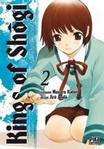Kings of Shôgi T.2 Manga