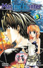 Marine Hunter T.5 Manga