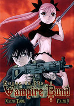 Dance in the Vampire Bund 9