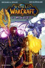 World of Warcraft - Mage Global manga