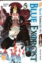 Blue Exorcist # 5