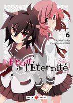 Le fruit de l'éternité T.6 Manga