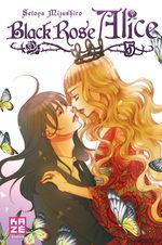 Black Rose Alice 5 Manga