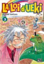 La Loi d'Ueki 3 Manga