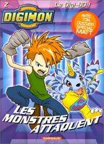 Digimon - la Digi-BD 2 BD
