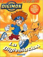 Digimon - la Digi-BD 1 BD