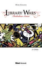 Library Wars 3 Roman