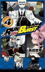Run Day Burst 4 Manga