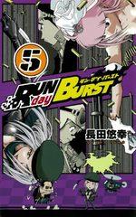 Run Day Burst 5 Manga
