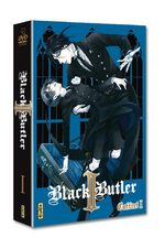 couverture, jaquette Black Butler - Saison 2 Coffret DVD 1