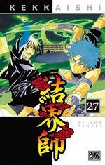 Kekkaishi 27