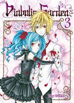 Diabolic Garden T.3 Manga