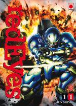 Red Eyes 11 Manga