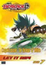 Beyblade Metal Fusion - Saison 1 7 Série TV animée