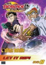 Beyblade Metal Fusion - Saison 1 8 Série TV animée