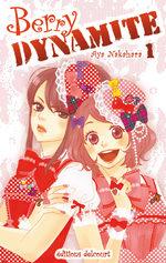 couverture, jaquette Berry Dynamite 1