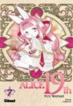 Alice 19th 7 Manga