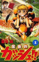 Zatch Bell 1 Manga