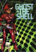 Ghost in the Shell 2 Manga