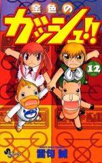 Zatch Bell 12 Manga