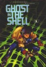 Ghost in the Shell 1 Manga