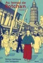 Au Temps de Botchan 2 Manga