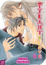 The Tyrant who fall in Love 6 Manga
