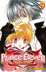 Prince Eleven 9 Manga
