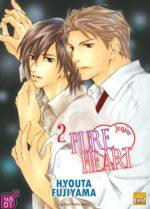 couverture, jaquette Pure Heart 2
