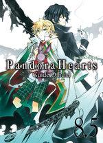 Pandora Hearts 8.5 1 Fanbook