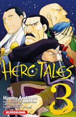 Hero Tales # 3